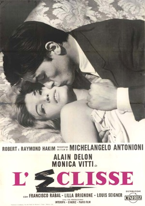 LEclisse poster