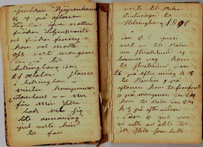 Journal 1885