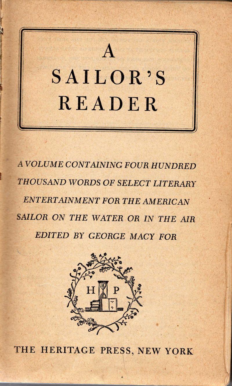 Sailors reader001