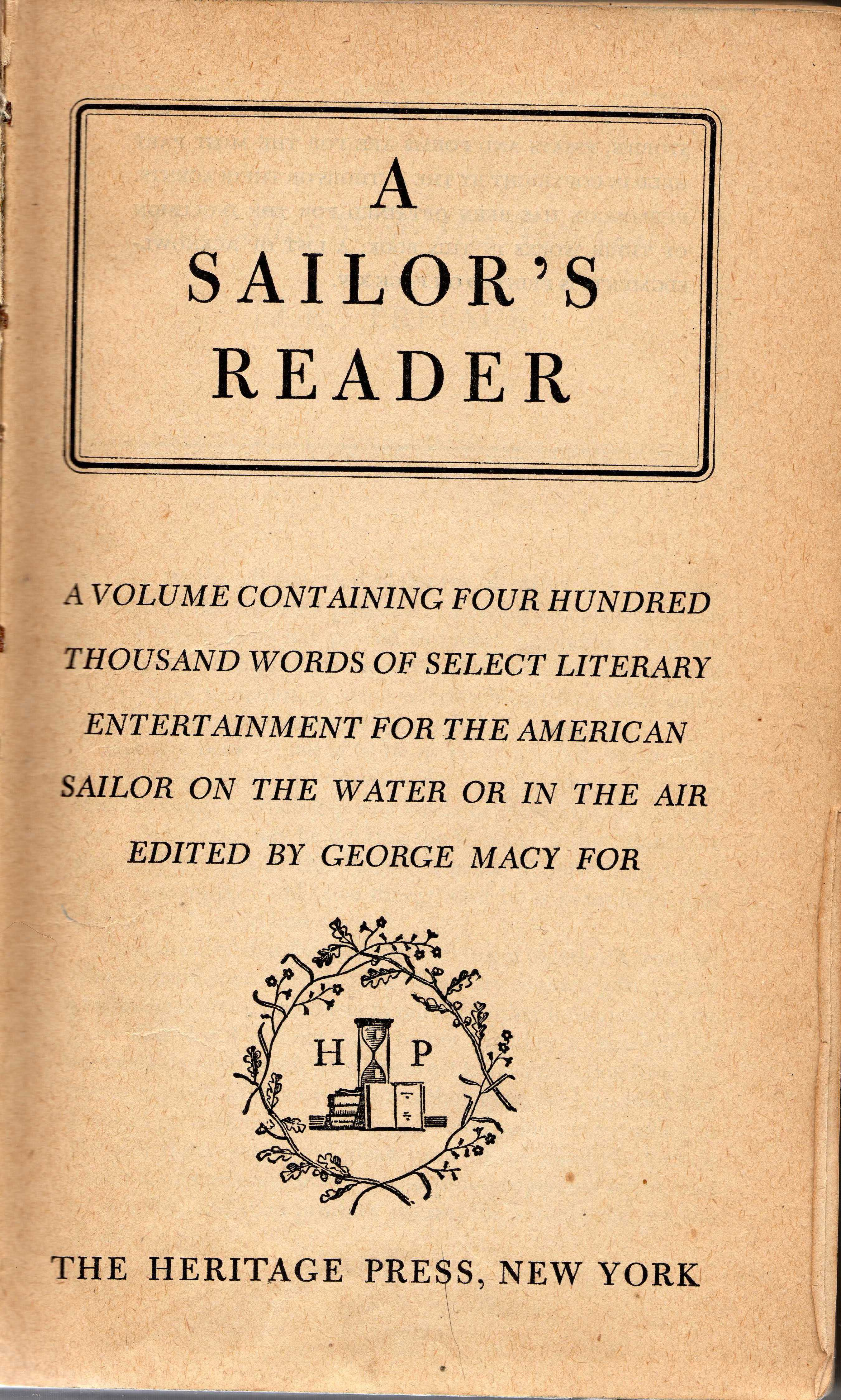 sailor poetry Gallery