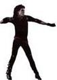 Michael Jackson pointing