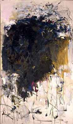 Untitled, 1964, by Joan Mitchell