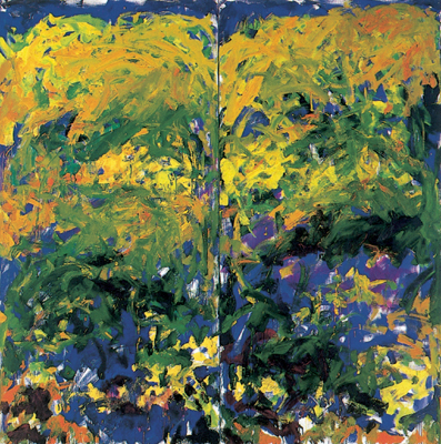 La-grande-vallee-no-IX, by Joan Mitchell