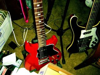 Zira's guitars