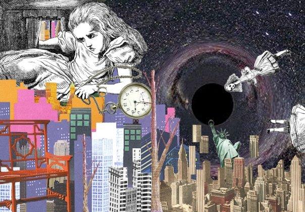 Jillian Brall collage