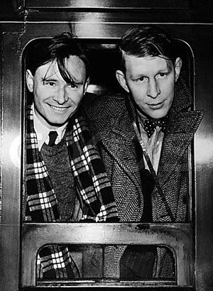 Auden and Isherwood