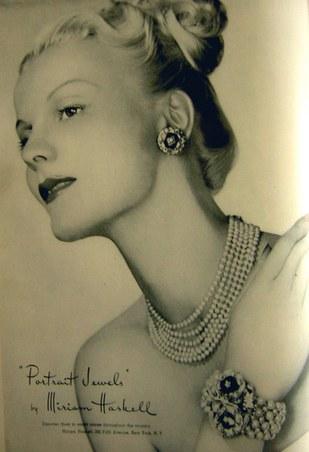 Miriam Haskell_Harpers Bazaar_Aug 1946