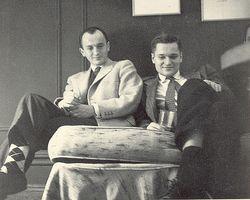 O'Hara & Ashbery